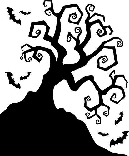 Наклейка «Лысое дерево»Деревья<br><br>