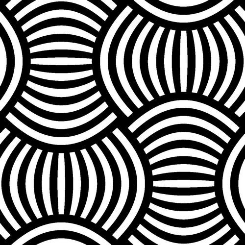 Наклейка «Орнамент-зебра»Орнаменты<br><br>