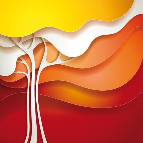 Наклейка «Пустынный пейзаж»Абстракция<br>Цветная интерьерная наклейка на виниле. Яркая и красивая! Можно сделать любой размер. Трехслойная надежная упаковка. Доставим в любую точку России.<br>