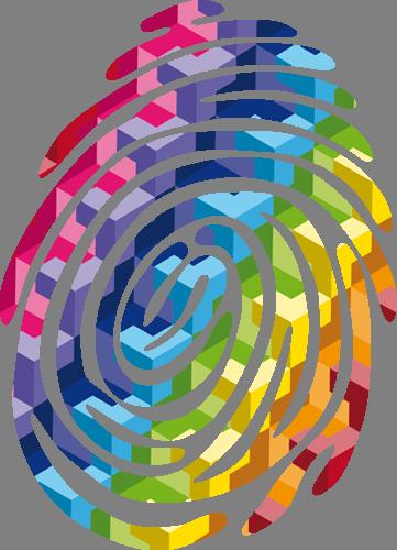 Наклейка «Цветная спираль»Абстракция<br>Цветная интерьерная наклейка на виниле. Яркая и красивая! Можно сделать любой размер. Трехслойная надежная упаковка. Доставим в любую точку России.<br>