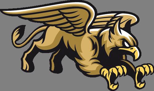 Наклейка «Золотой грифон»Волшебные существа<br><br>