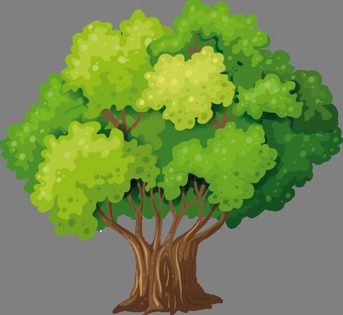 Наклейка «Древний дуб»Деревья<br>Цветная интерьерная наклейка на виниле. Яркая и красивая! Можно сделать любой размер. Трехслойная надежная упаковка. Доставим в любую точку России.<br>