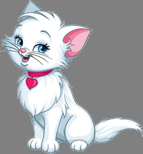 Наклейка «Кошечка»Детские<br><br>