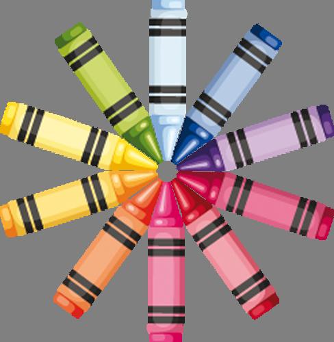 Наклейка «Фломастеры»Детские<br>Цветная интерьерная наклейка на виниле. Яркая и красивая! Можно сделать любой размер. Трехслойная надежная упаковка. Доставим в любую точку России.<br>