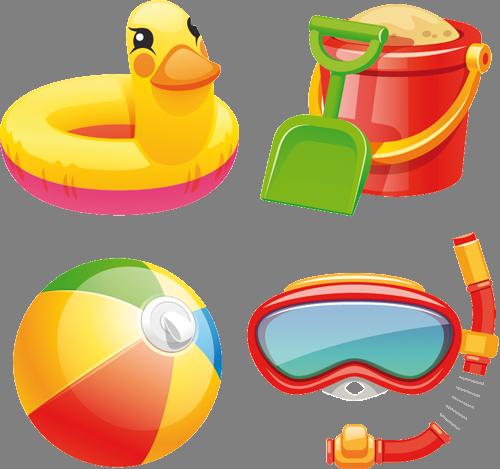 Наклейка «Четыре игрушки»Детские<br><br>