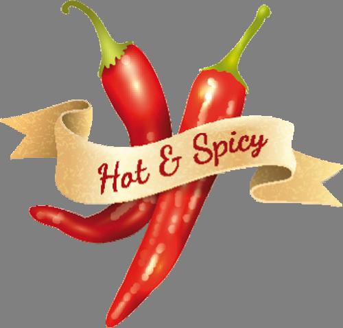 Наклейка «Красный перец»Для кухни, столовой<br><br>