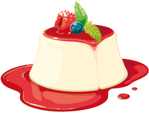 Наклейка «Десерт»Для кухни, столовой<br><br>