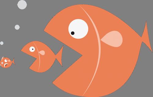 Наклейка «Рыбная охота»