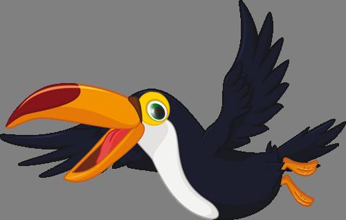 Наклейка «Пеликан»Животные и птицы<br>Цветная интерьерная наклейка на виниле. Яркая и красивая! Можно сделать любой размер. Трехслойная надежная упаковка. Доставим в любую точку России.<br>