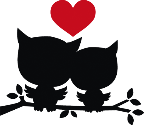 Наклейка «Алое сердце любви»Любовь<br><br>