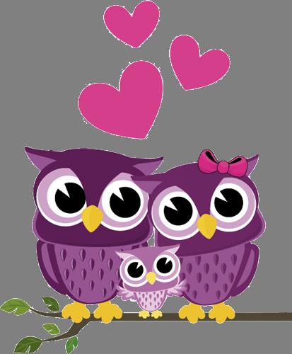 Наклейка «Любящие родители»Любовь<br><br>