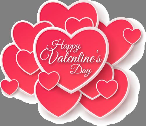 Наклейка «С Днём Святого Валентина»Любовь<br><br>