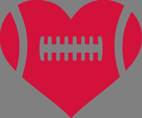 Наклейка «Раненое сердце»Любовь<br><br>