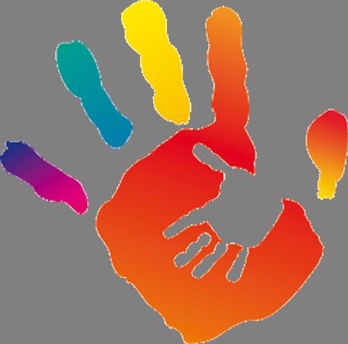 Наклейка «Рука в руке»Люди<br><br>
