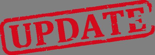 Наклейка «Update»Надписи<br><br>