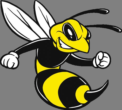 Наклейка «Злобная пчела»Насекомые<br>Цветная интерьерная наклейка на виниле. Яркая и красивая! Можно сделать любой размер. Трехслойная надежная упаковка. Доставим в любую точку России.<br>