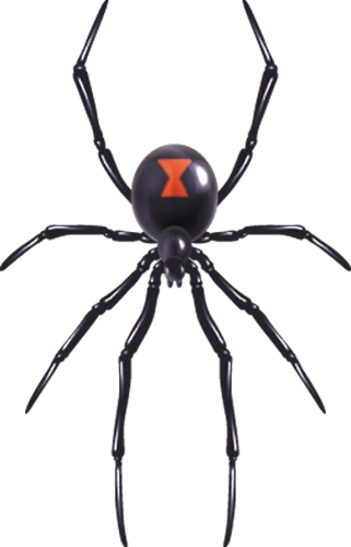 Наклейка «Техно-паук»Насекомые<br><br>