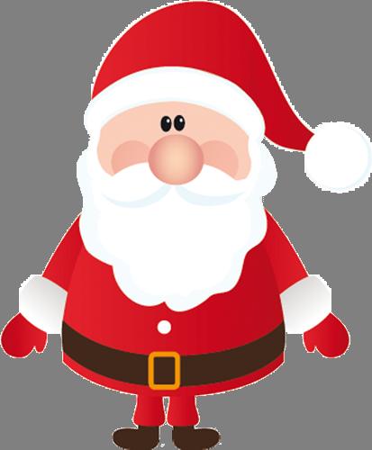 Наклейка «Санта-Клаус»Новогодние<br><br>