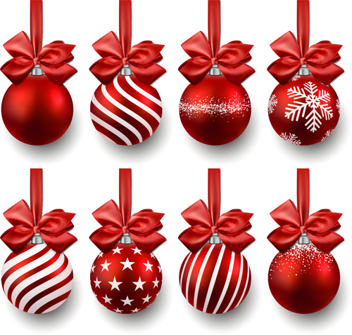 Наклейка «Ёлочные шарики»Новогодние<br><br>