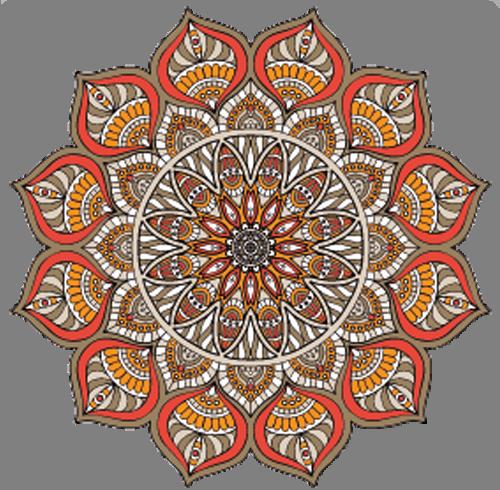 Наклейка «Восточный орнамент»Орнаменты<br><br>
