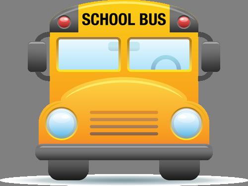 Наклейка «Школьный автобус»Транспорт<br>Цветная интерьерная наклейка на виниле. Яркая и красивая! Можно сделать любой размер. Трехслойная надежная упаковка. Доставим в любую точку России.<br>