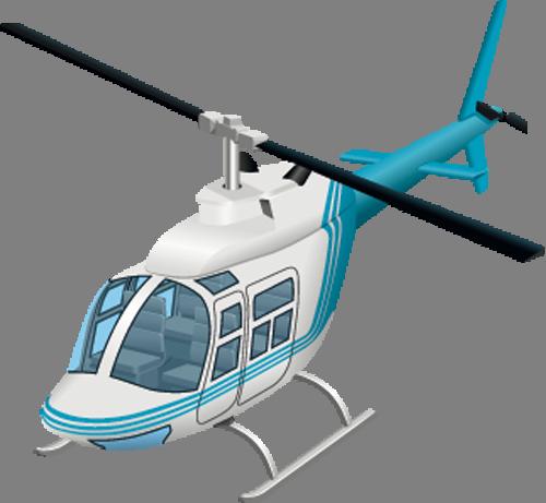 Наклейка «Вертолёт»Транспорт<br><br>