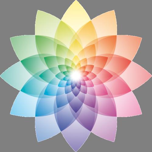 Наклейка «Палитра цветов»Цветы<br><br>