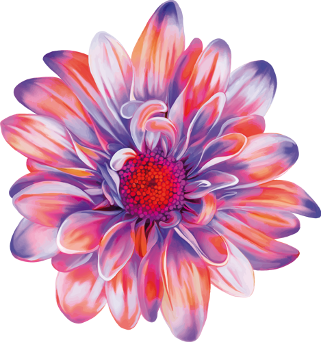 Наклейка «Волшебный цветок»Цветы<br><br>