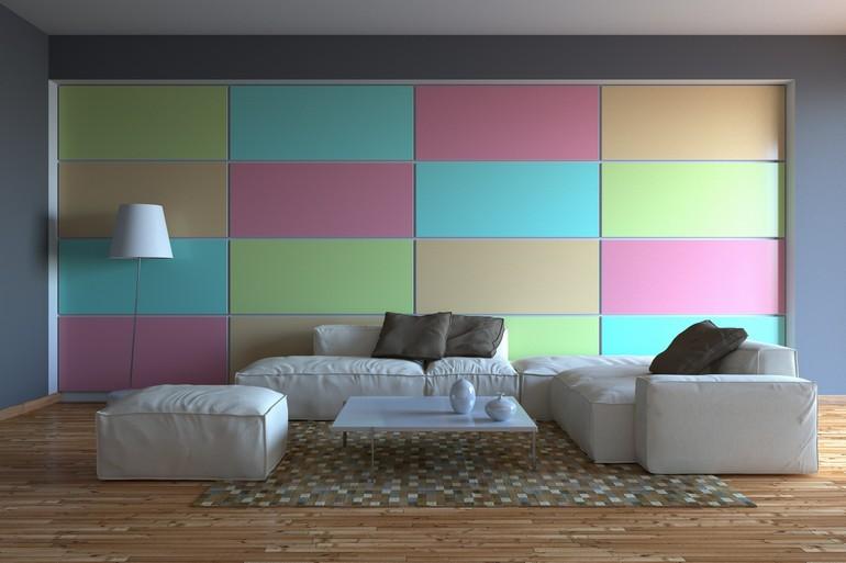 Tiefenwirkung Durch Farben