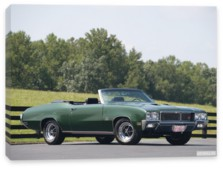 Buick, Buick GS Stage 1 Convertible '1970