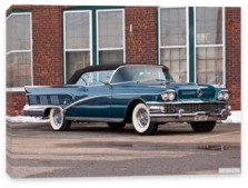 Buick, Buick Limited Convertible (756) '1958