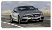 S Coupe, Mercedes-Benz S Coupe (арт. am3644)
