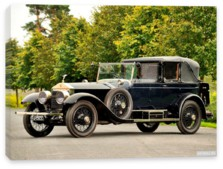 Rolls-Royce, Rolls-Royce Silver Ghost Salamanca by New Heaven '1923