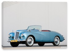 Sunbeam, Sunbeam Alpine Sport Roadster (MkI) '1953-55