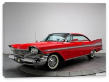 Plymouth, Plymouth Sport Fury Hardtop Coupe (23) '1959