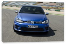 Golf R 3D, Volkswagen Golf R 3D (арт. am2707)