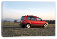 Roomster Scout, Skoda Roomster Scout