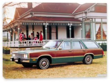 Ford, Ford Fairmont Squire '1978-80