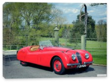 Jaguar, Jaguar XK120 Roadster UK-spec '1949-54