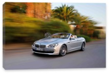 6 Series Convertible, BMW 6 Series Convertible