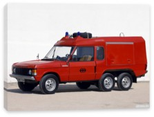 Разные марки, Carmichael Commando VRG161T Fire Rescue '1972-91