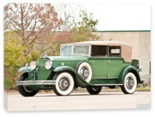 LaSalle, LaSalle All Weather Phaeton '1930