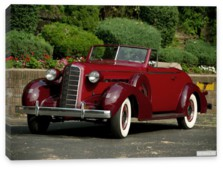 LaSalle, LaSalle Convertible Coupe (36-5067) '1936