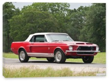 Shelby, Shelby GT350 Convertible '1968