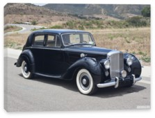 Bentley, Bentley Mark VI Saloon '1946-52