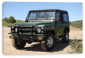 Defender 90, Land Rover Defender 90