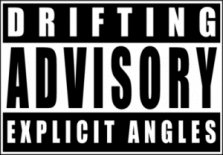 Drift, Наклейка «Drifting Advisory»