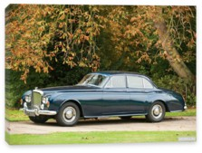 Bentley, Bentley S3 Continental Saloon by James Young '1963-65