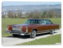 Lincoln, Lincoln Continental Town Car '1976