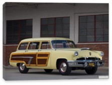 Mercury, Mercury Station Wagon '1952